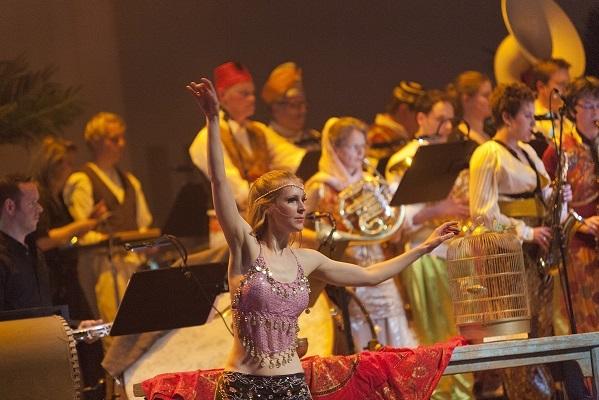 Concertzaal Theaters Tilburg (130413) presenteert: Tilburg 1001 nacht exotische vertellingen